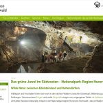 Homepage Nationalpark